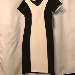 Black & White Marc New York Dress, New with tags!